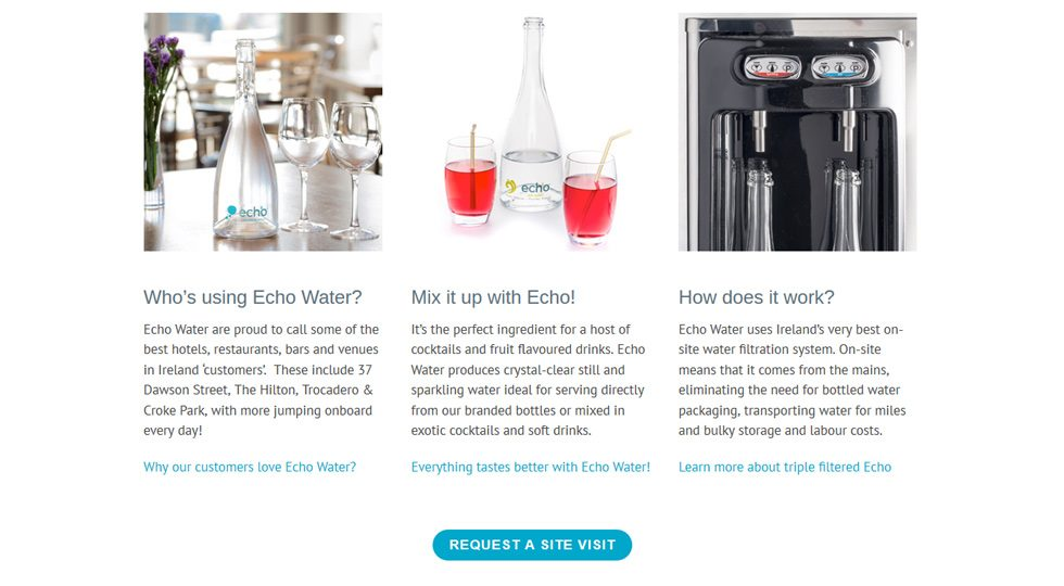 Echo Water