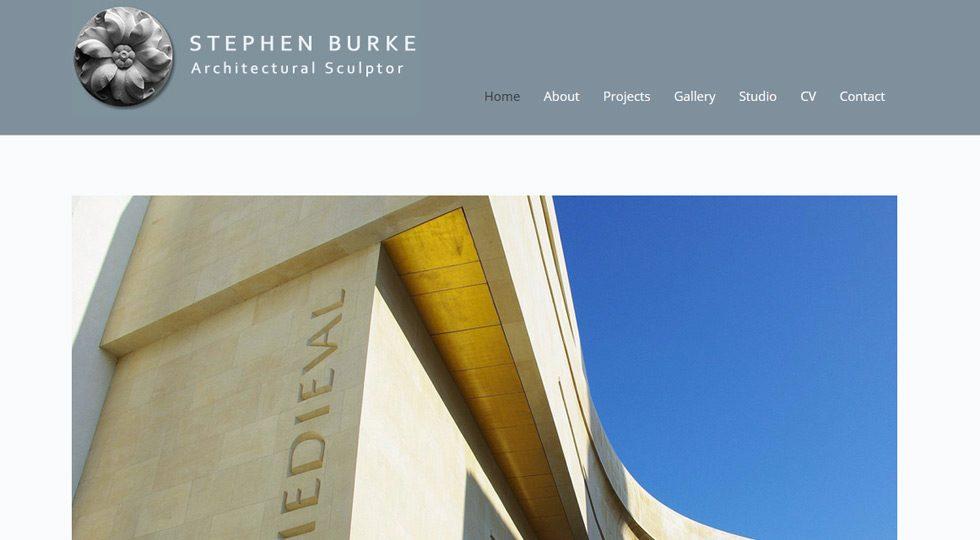 Stephen Burke Architectural Sculptor